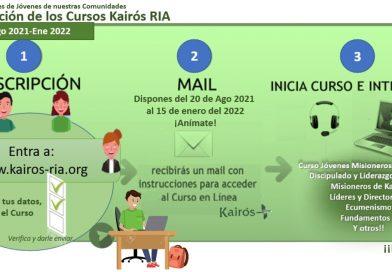 Cursos en línea Sep 2021-Ene 2022